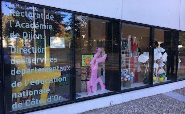 Exposition «Estime de soi» au Rectorat de Dijon